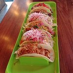 6 tacos - all listed in review