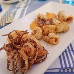 The most tender Calamari you could wish for!
