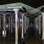 Carlos Cruz-Diez at the Cistern: Spatial Chromointerference