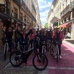 Happy rides at Pink Street, Lisbon