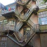 Tbilisi Free Walking Tours: Beautiful entrance