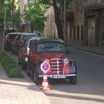 Tbilisi Free Walking Tours: Balconies