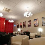 Tivoli Cinema waiting area for films 2