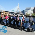 Book your #Segway #Tour in #Boston today, whether it is a #corporate or a #family #event - it's