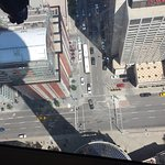 Calgary Tower glass floor