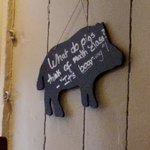 Bild från The Hairy Pig Deli
