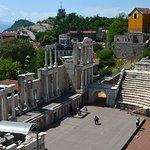 Photo de Plovdiv Old Town