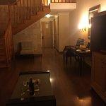 Lower level Duplex Suite room 1008