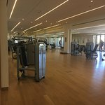 Gym in Residence Building opposite