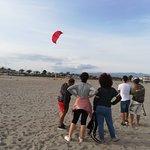 ภาพถ่ายของ KiteGeneration, Kitesurfing School in Sardinia