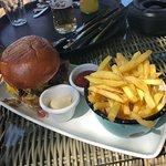 Swan burger