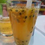 сок из маракуйя