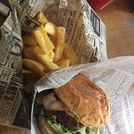 Willy's Burger Εικόνα