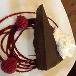 Rock and Rye: chocolate torte