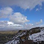 Inside The Volcano resmi