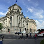 صورة فوتوغرافية لـ مجلس النواب الاتحادي الألماني