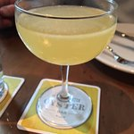 Gold song cocktail