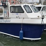 Channel explorer..a spacious and stable catamaran