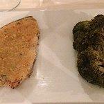 Pesce Spada with breading