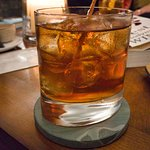 Decadent Old Fashioned 2