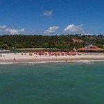 Dunas de Marapé - Jequiá da Praia - Alagoas - Brasil. O encontro da lagoa com o mar. Pura paz!