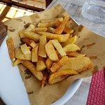 Patatine fritte .....vere !!!