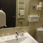 Улучшенный номер. Туалетная комната.