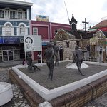 Statues in the Square