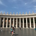 St. Peter's Square (Piazza San Pietro)