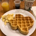 God Bless Texas.....waffles!