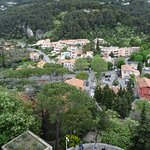 another view from the top of the village