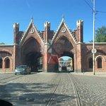 Brandenburg Gate照片