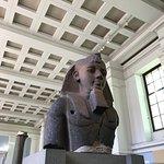 صورة فوتوغرافية لـ المتحف البريطاني