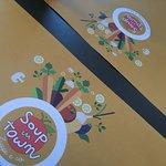 Soup In Town - Tovagliette