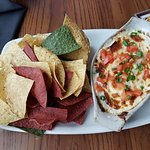 Tasty Four Cheese Artichoke Dip