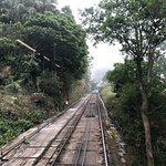 ภาพถ่ายของ รถราง พีคทราม