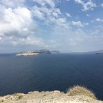 Looking to Oia.