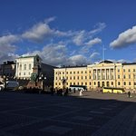 Photo of Senate Square