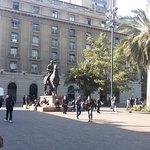 Praça das Armas local da Catedral Metropolitana