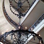 3 story chandelier