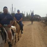 Thanks  for choosing to ride with us! #aruba #horsebackriding #beach #tripadvisor