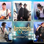 2018 Summer Lineup May 21st - September 2nd.