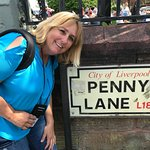 Penny Lane was one of many stops!
