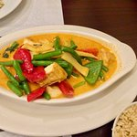 Red Curry with Brown Rice