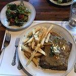 Blue Chees Steak
