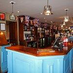 The Old Walnut Tree bar
