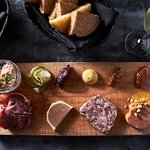 PLATEAU DE CHARCUTERIE - PICKLES, MUSTARD, FENNEL COMPOTE
