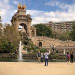 Fountain - Parc de la Ciutadella