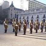 Centro Cultural Palácio de la Moneda e Praça da Cidadania