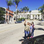 Selfie in front of City Hall